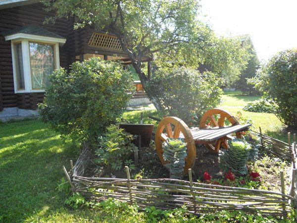 – семейный отдых в финской деревушке