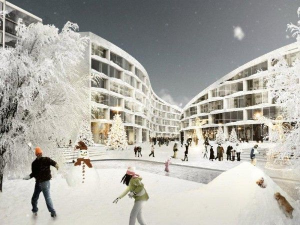 Ski Lapland 04 Connecting-Plaza-by-BIG-600x449