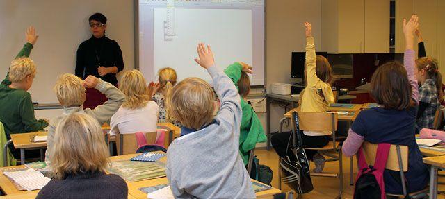 Учиться в школе в сказочной финляндии