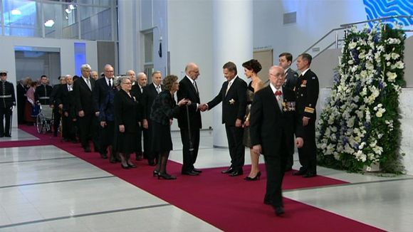 finnish president party