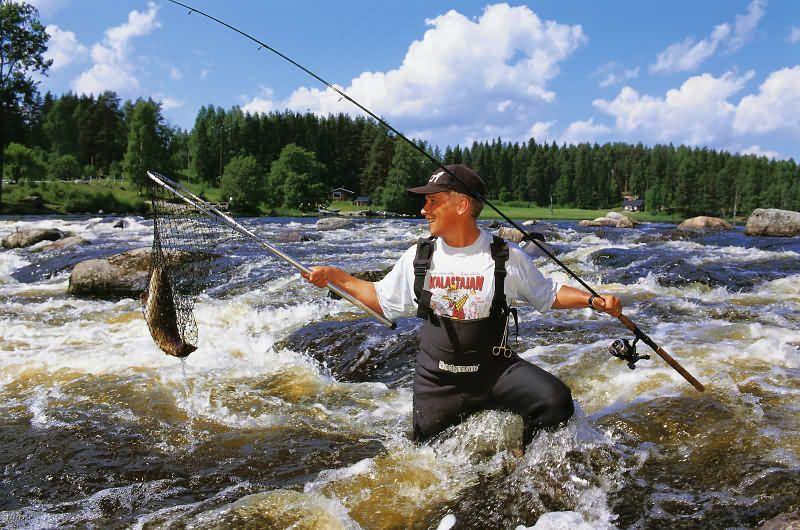 рыбалка в казани бура