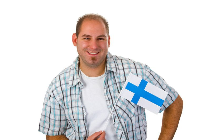 finnish man