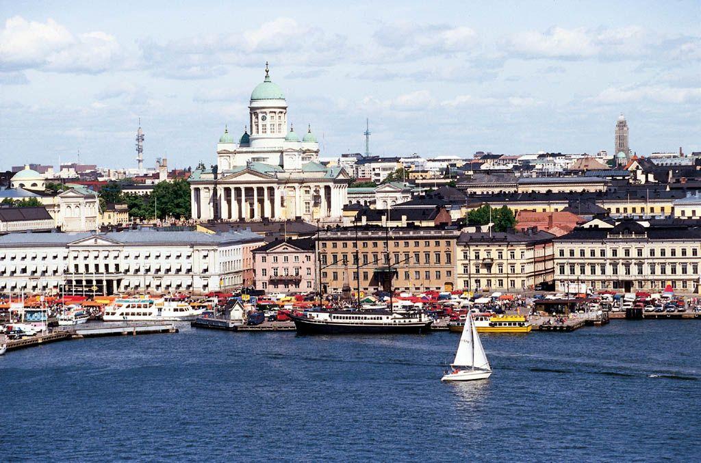 Достопримечательности Хельсинки что посмотреть в финской