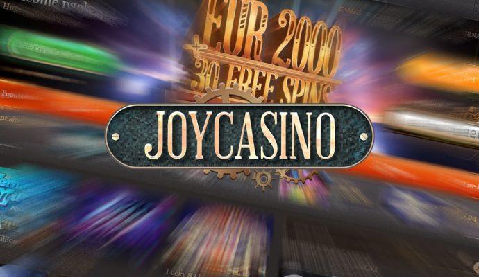 Онлайн казино Joycasino: полный обзор официального сайта ...