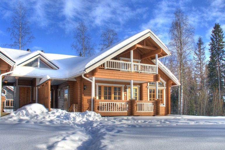 Лучшие дома в финляндии предки впервые