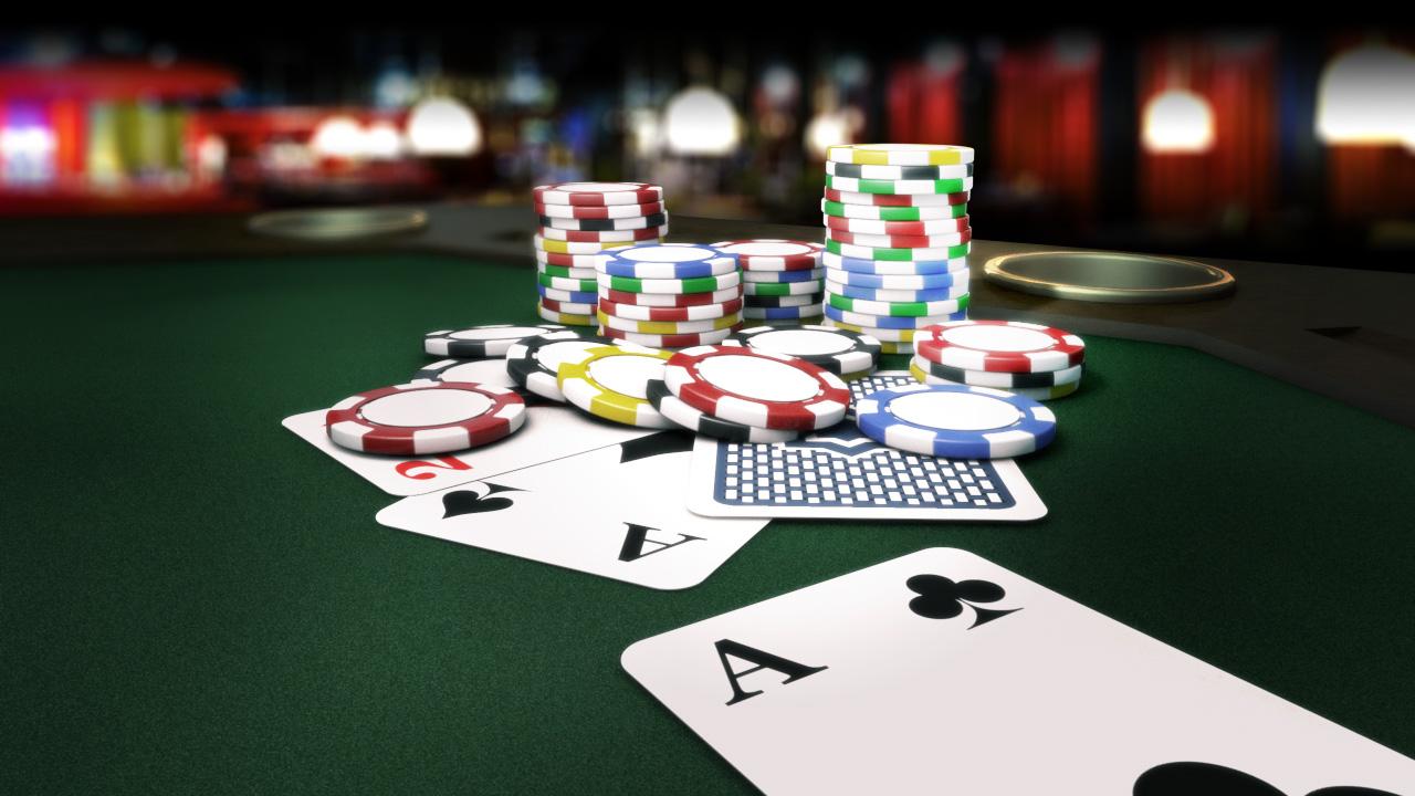 В покер руме или онлайн казино игровые автоматы sharm