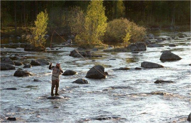Туры в финляндию на рыбалку
